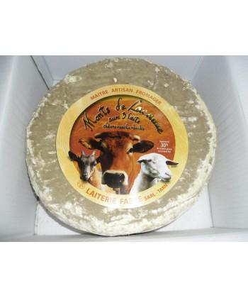 fromage au trois laits 5 kilos